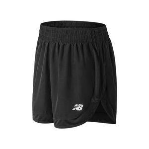 "New Balance Womens 5"" Shorts black"